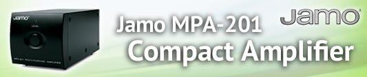 Jamo MPA-201 Compact Amplifier
